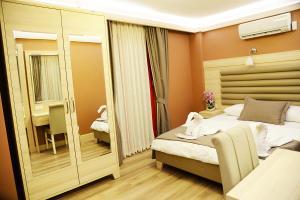 Al Khaleej, Apartmanhotelek  Isztambul - big - 7
