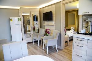 Al Khaleej, Apartmanhotelek  Isztambul - big - 4