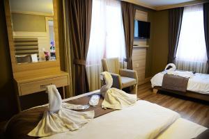 Al Khaleej, Apartmanhotelek  Isztambul - big - 35