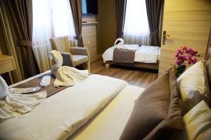 Al Khaleej, Apartmanhotelek  Isztambul - big - 20