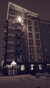 AMBER Hotel & Cafe, Hotely  Bohorodchany - big - 69