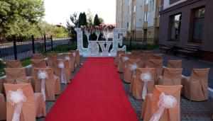 AMBER Hotel & Cafe, Hotely  Bohorodchany - big - 65