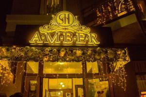 AMBER Hotel & Cafe, Hotely  Bohorodchany - big - 67