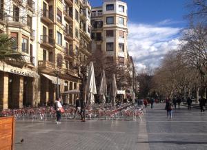 Apartamento Boulevard, Apartmanok  San Sebastian - big - 15