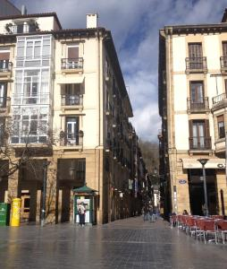 Apartamento Boulevard, Apartmanok  San Sebastian - big - 13
