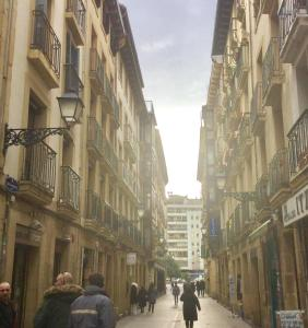 Apartamento Boulevard, Apartmanok  San Sebastian - big - 14