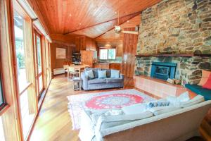 Marnda Lodge, Nyaralók  Harrietville - big - 22