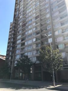 Tucapel Jimenez, Apartments  Santiago - big - 1