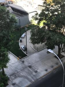 Tucapel Jimenez, Ferienwohnungen  Santiago - big - 4
