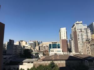 Tucapel Jimenez, Apartments  Santiago - big - 5