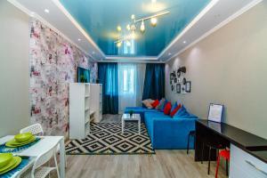 Апартаменты ЖК Лазурный Квартал, Астана