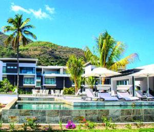 Latitude Seafront Apartment - , , Mauritius