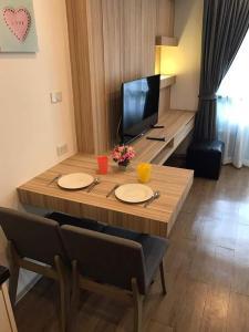 Chezz Condominium Pattaya by Aydin, Apartments  Pattaya Central - big - 13