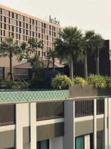 Chezz Condominium Pattaya by Aydin, Apartments  Pattaya Central - big - 19