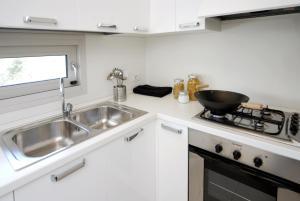 Ai Lecci, Apartments  Bibione - big - 6