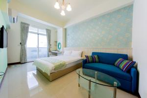 Taitung Mu Moon B&B, Alloggi in famiglia  Taitung City - big - 6