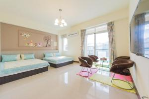 Taitung Mu Moon B&B, Alloggi in famiglia  Taitung City - big - 2