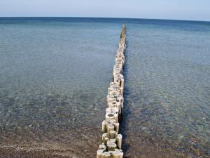 Ferienwohnung Strandläufer, Apartmanok  Börgerende-Rethwisch - big - 2