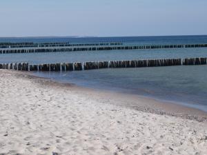 Ferienwohnung Strandläufer, Apartmanok  Börgerende-Rethwisch - big - 7
