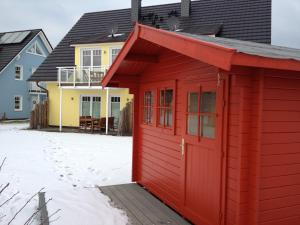 Ferienwohnung Strandläufer, Ferienwohnungen  Börgerende-Rethwisch - big - 13