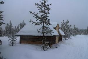 Husky Hut, Case vacanze  Ivalo - big - 17