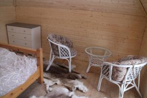Husky Hut, Case vacanze  Ivalo - big - 7
