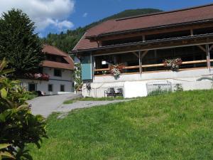 Ortnerhof, Apartmány  Millstatt - big - 23