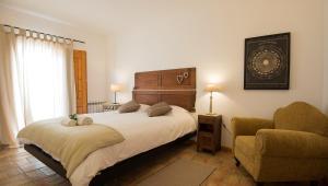 A Casa Do Sol, Проживание в семье  Вила-Нова-де-Мильфонт - big - 11