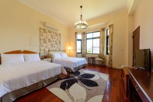 Warm House B&B, Alloggi in famiglia  Taitung City - big - 15