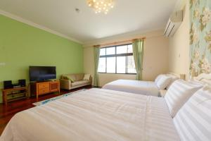 Warm House B&B, Alloggi in famiglia  Taitung City - big - 17