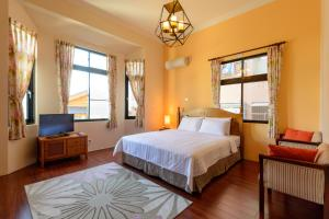 Warm House B&B, Alloggi in famiglia  Taitung City - big - 18