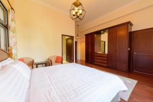 Warm House B&B, Alloggi in famiglia  Taitung City - big - 19