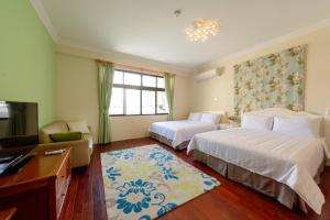 Warm House B&B, Alloggi in famiglia  Taitung City - big - 27