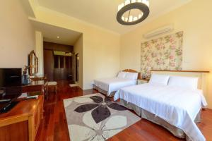 Warm House B&B, Alloggi in famiglia  Taitung City - big - 33