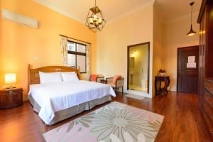 Warm House B&B, Alloggi in famiglia  Taitung City - big - 37