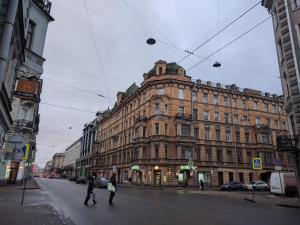 Polosaty Hostel, Hostely  Petrohrad - big - 79
