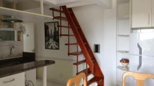 Residencial Bertoglio, Ferienwohnungen  Florianópolis - big - 73