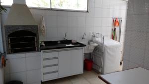 Residencial Bertoglio, Ferienwohnungen  Florianópolis - big - 68