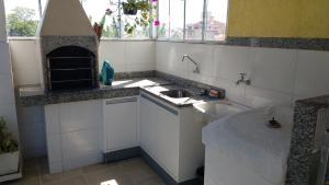 Residencial Bertoglio, Ferienwohnungen  Florianópolis - big - 41