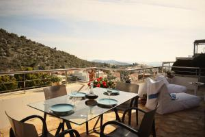 Panorama Penthouse & Studios, Appartamenti  Atene - big - 4