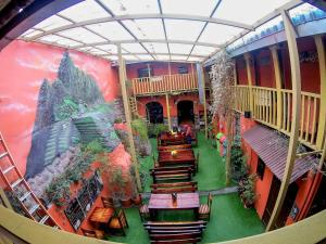 Ecopackers Hostels, Hostely  Cusco - big - 37