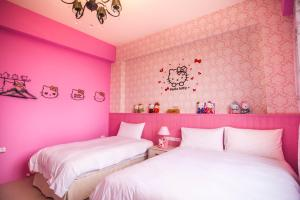 Sun Giraffe Taitung B&B, Privatzimmer  Taitung City - big - 15
