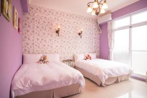 Sun Giraffe Taitung B&B, Privatzimmer  Taitung City - big - 11