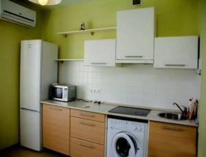 Apartment near Solnechny Ostrov on Kraevaya 1, Знаменский