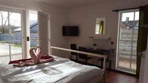 Hof von Oldenburg, Hotely  Tossens - big - 27