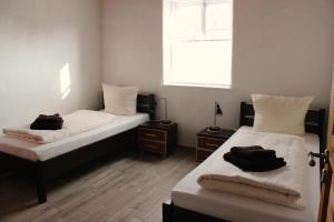 My-Bed Ferienwohnung Fachwerk, Apartmány  Börgerende-Rethwisch - big - 7