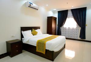 Rose Wood, Aparthotels  Taif - big - 6