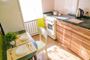 Poltava Green Apartments, Апартаменты  Полтава - big - 4