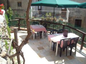 A Taverna Intru U Vicu, Bed & Breakfasts  Belmonte Calabro - big - 45
