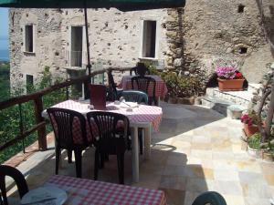 A Taverna Intru U Vicu, Bed & Breakfasts  Belmonte Calabro - big - 47